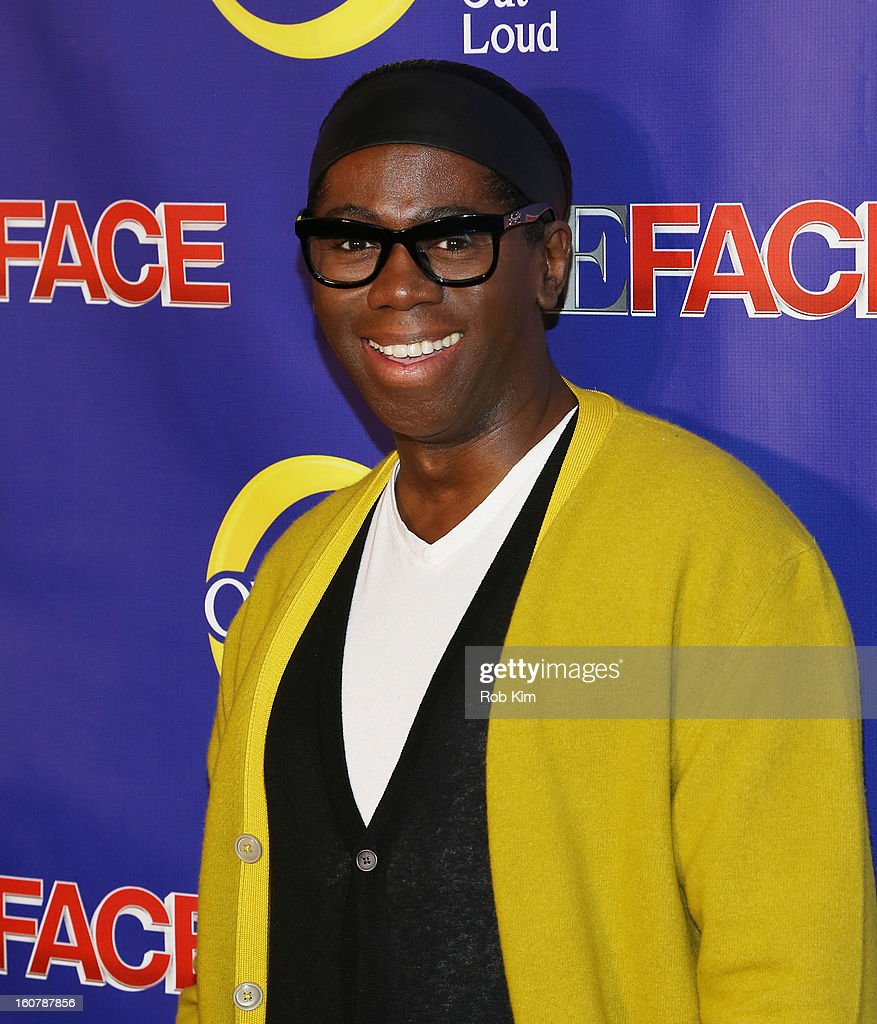 Miss J. Alexander attends 'The Face' Series Premiere at Marquee New York on February 5, 2013 in New York City.