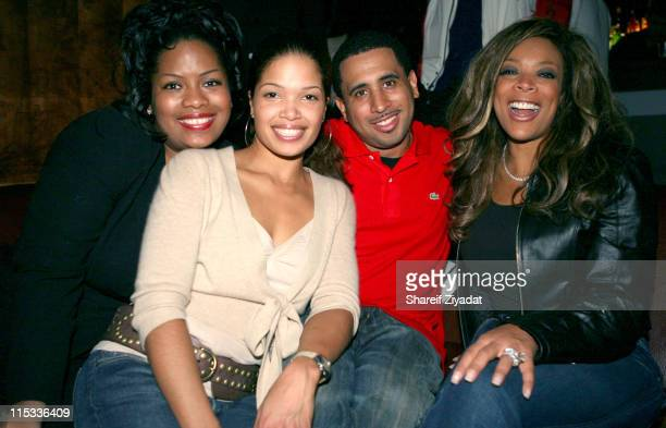 Miss Jones Nick Storm Elaine Hamilton and Wendy Williams