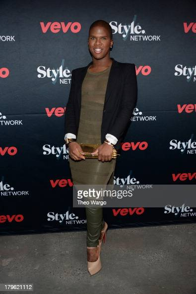 Miss Lawrence attends the VEVO and Styled To Rock Celebration Hosted by Actress Model and 'Styled to Rock' Mentor Erin Wasson with Performances by...