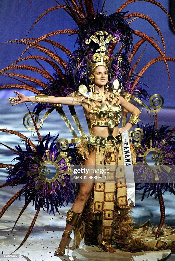 ปี 2004 : Jessica Rodriguez นางงามจากปานามา