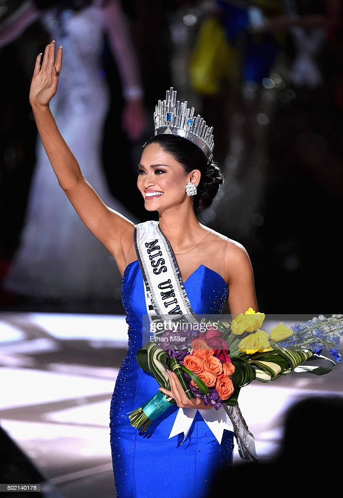 ♔ The Official Thread of MISS UNIVERSE® 2015 Pia Alonzo Wurtzbach of Philippines ♔  Miss-philippines-2015-pia-alonzo-wurtzbach-who-was-mistakenly-named-picture-id502140176