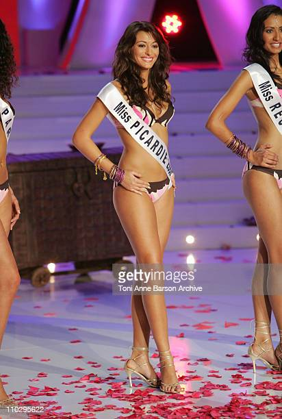 Miss Picardie Rachel LegrainTrapani is Miss France 2007