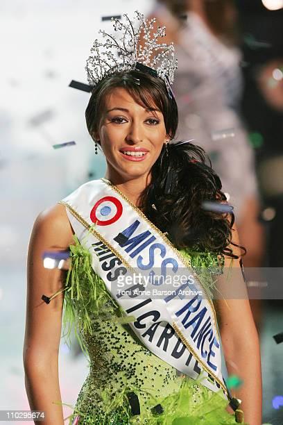 Miss Picardie Rachel LegrainTrapani Miss France 2007