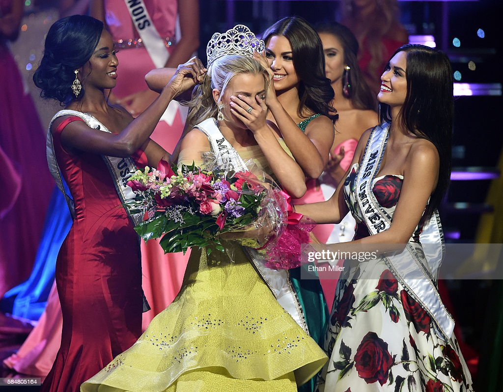 2016 Miss Teen USA Competition - Show