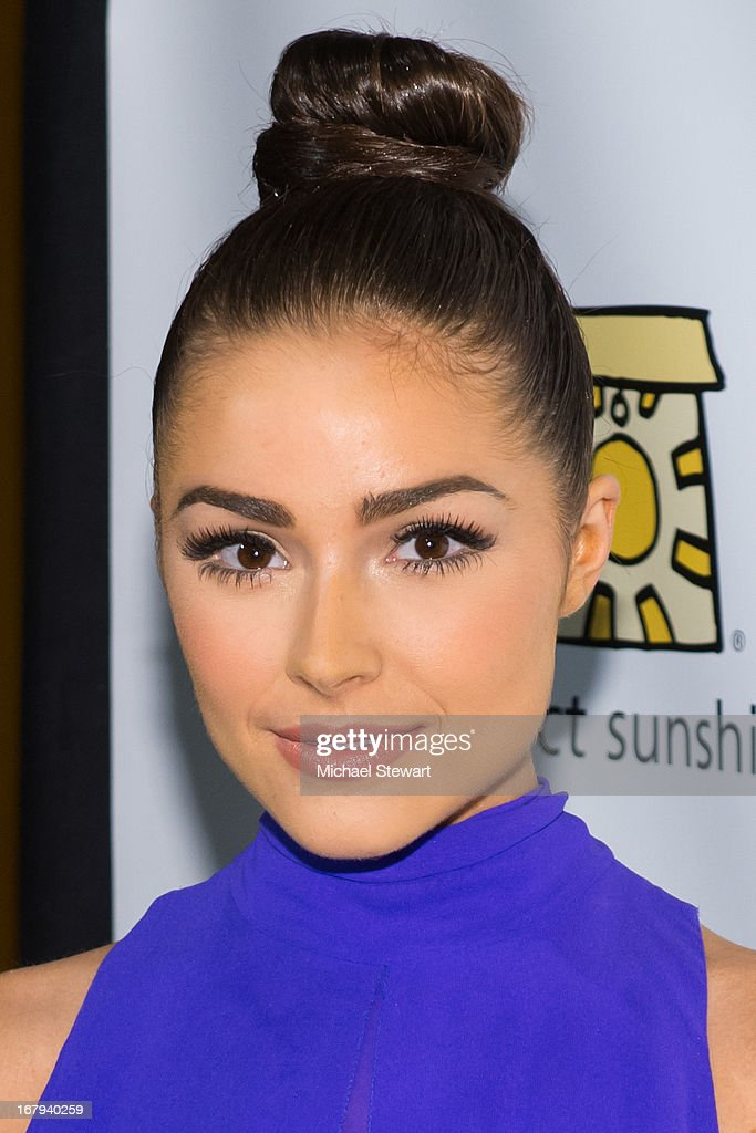 Miss Universe 2012 <a gi-track='captionPersonalityLinkClicked' href=/galleries/search?phrase=Olivia+Culpo&family=editorial&specificpeople=9194131 ng-click='$event.stopPropagation()'>Olivia Culpo</a> attends the 10th Annual Project Sunshine Benefit at Cipriani 42nd Street on May 2, 2013 in New York City.