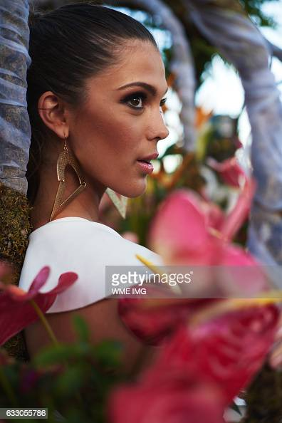 Baguio stock photos and pictures getty images - Miss univers iris mittenaere ...