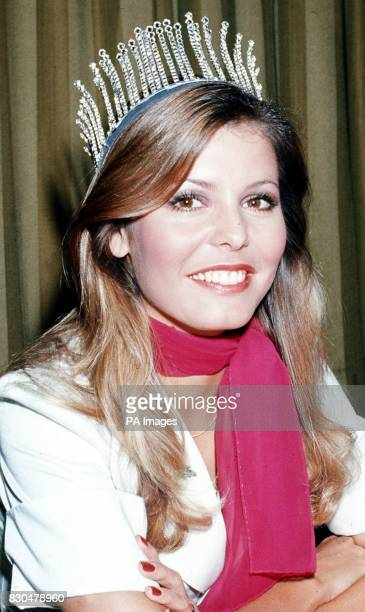 Miss USA 18 year old Marjorie Wallace from Indianapolis who last night won the 1973 Miss World contest taking breakfast at her London hotel