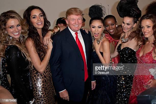 Miss USA 2004 Shandi Finnessey Miss Universe 2003 Amelia Vega Donald Trump Miss Universe 2007 Riyo Mori Miss Tanzania 2007 Flaviana Matata Miss...