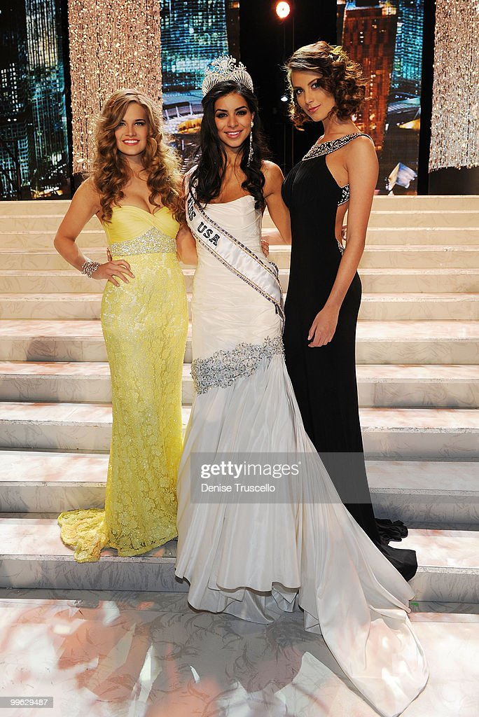 Miss U.S.A. 2010 Pageant At Planet Hollywood Resort & Casino