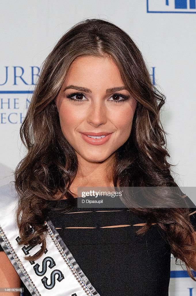 Miss USA 2012 Olivia Culpo attends the 17th Annual National Urban Technology Center Gala at Capitale on June 11, 2012 in New York City.