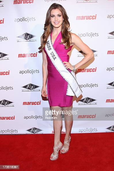 Miss USA 2013 Erin Brady attends the Marucci Sports 4th Annual AllStar State Of Mind Celebration at 40 / 40 Club on July 15 2013 in New York City