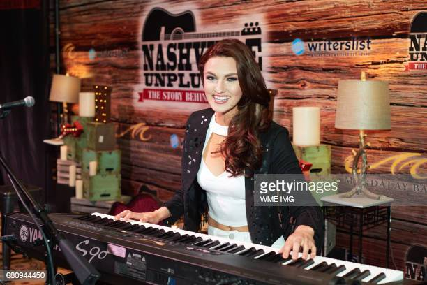 Miss USA 2017 contestant Jacqueline Carroll Miss Virginia USA 2017 at Nashville Unplugged at Mandalay Bay Resort and Casino on May 6 2017 in Las...