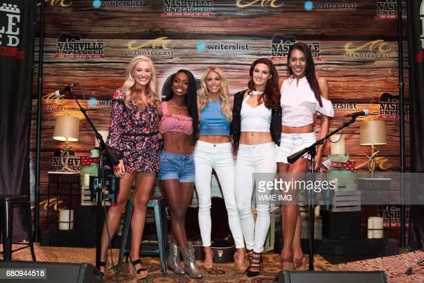 Miss USA 2017 contestants Skylar Witte Miss Wisconsin USA 2017 Whitney Wandland Miss Illinois USA 2017 Kelsey Weier Miss Iowa USA 2017 Jacqueline...