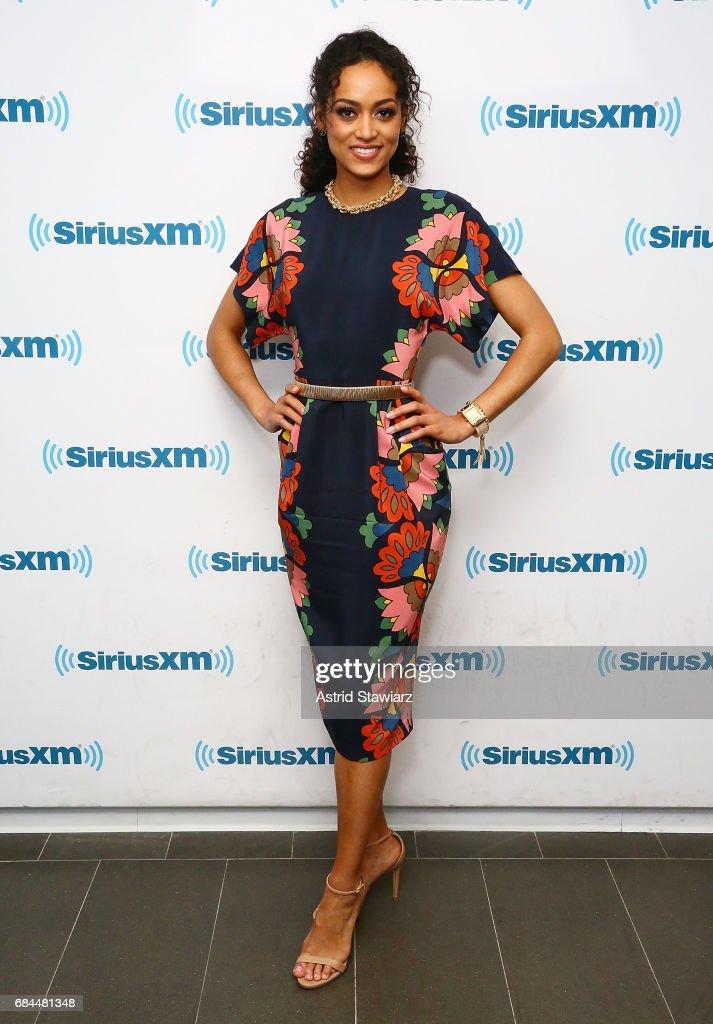 Celebrities Visit SiriusXM - May 18, 2017
