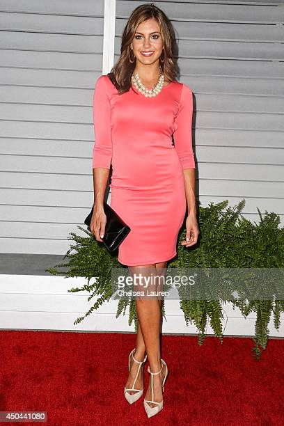 Miss USA Erin Brady arrives at Maxim Hot 100 at Pacific Design Center on June 10 2014 in West Hollywood California