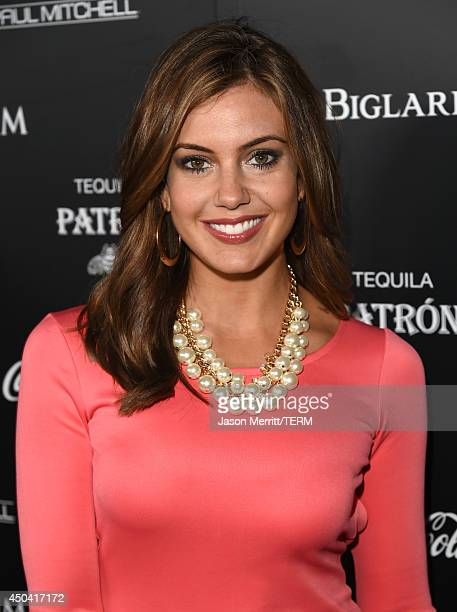 Miss USA Erin Brady attends Maxim's Hot 100 Women of 2014 celebration and sneak peek of the future of Maxim at Pacific Design Center on June 10 2014...