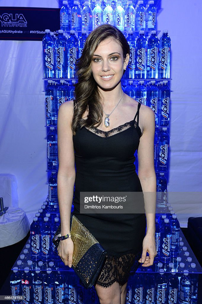 Miss USA Erin Brady attends Talent Resources Sports presents MAXIM 'BIG GAME WEEKEND' sponsored by AQUAhydrat, Heavenly Resorts, Wonderful Pistachios, Touch by Alyssa Milano, and Philippe Chow on February 1, 2014 in New York City.