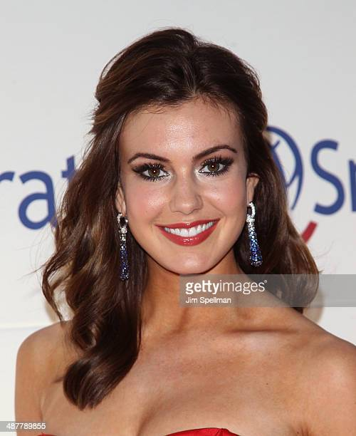 Miss USA Erin Brady attends the Operation Smile's Smile Event at Cipriani Wall Street on May 1 2014 in New York City