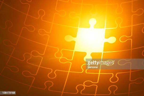 Missed puzzle piece