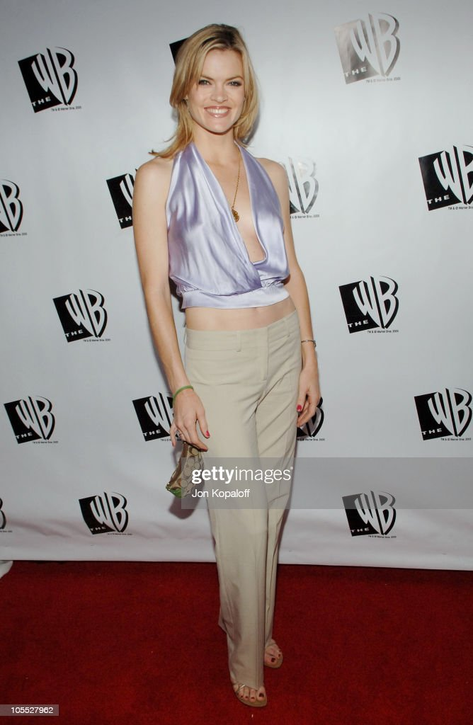 Missi Pyle during 2005 WB Network's All Star Celebration Arrivals at The Cabana Club in Hollywood California United States