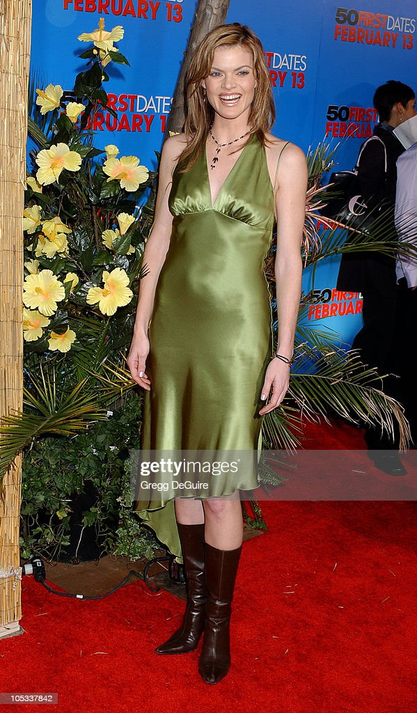 Missi Pyle during '50 First Dates' Premiere at Mann Village Theatre in Westwood California United States