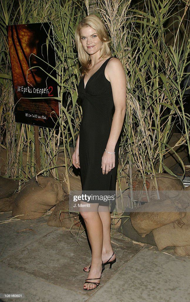 Missi Pyle during 'Jeepers Creepers 2' Hollywood Premiere at The Egyptian Theatre in Hollywood California United States