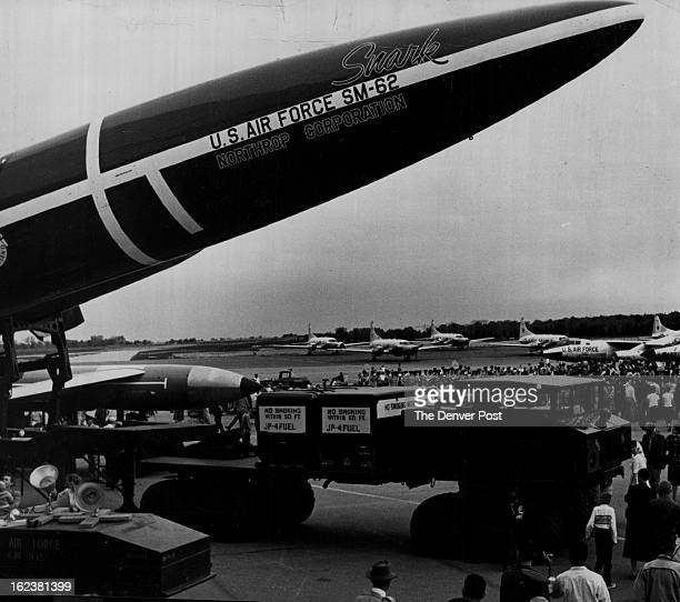 MAY 22 1958 MAY 24 1959 Missiles ICBM US