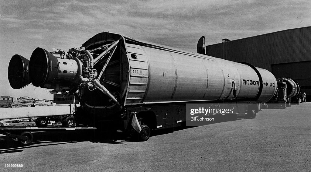 FEB 1980 Missiles Titan