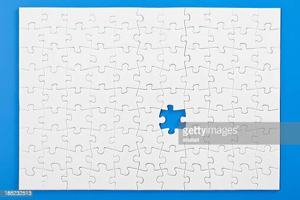 Fehlenden Teile puzzle