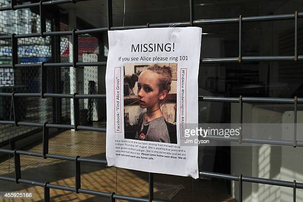 Missing Persons Poster Photos and Pictures – Missing Persons Poster