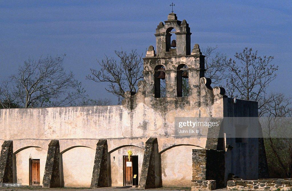 Mission San Juan At San Antonio Mission Nh Park San