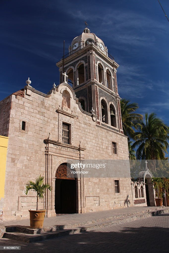 Missionen in Loreto-Baja California : Stock Photo