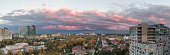 Mississauga sunset sky