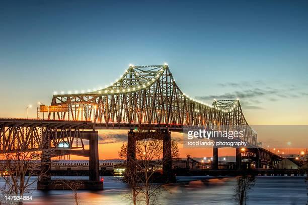 Mississippi River Bridge - Baton Rouge