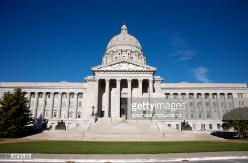 Missouri state capitol - Jefferson City