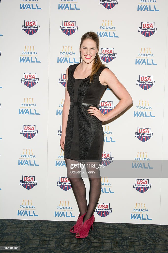 <a gi-track='captionPersonalityLinkClicked' href=/galleries/search?phrase=Missy+Franklin&family=editorial&specificpeople=6623958 ng-click='$event.stopPropagation()'>Missy Franklin</a> attends the premiere of 'Touch the Wall' at the Sunshine Landmark on November 23, 2014 in New York City.