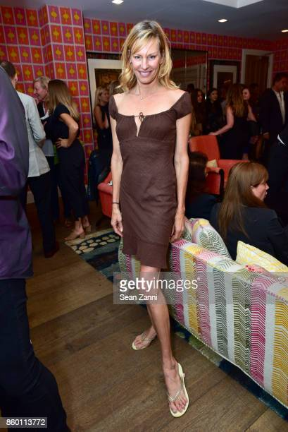 Missy Hargraves attends the launch of The Collector Geneva's Sophie Bonvin Code Collection in Collaboration with artist Bill Claps at Crosby Street...