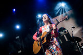 Missy Higgins Performs Live At The Bowl