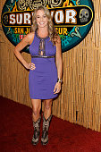 Missy Payne attends the Survivor San Juan Del Sur 'Blood Vs Water' finale at CBS Television City on December 17 2014 in Los Angeles California