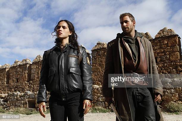CITY 'MistressNewMistress' Episode 103 Pictured Adria Arjona as Dorothy Oliver Jackson Cohen as Lucas