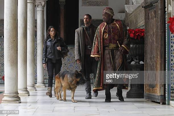 CITY 'MistressNewMistress' Episode 103 Pictured Adria Arjona as Dorothy Toto Oliver Jackson Cohen as Lucas DeObia Operei as Sullivan