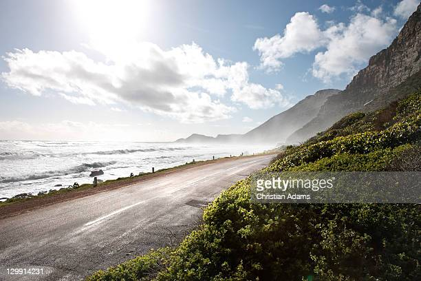Misty Cliff Beach Road