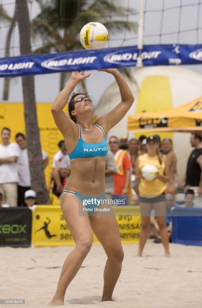 Avp Volleyball Nissan Series Ft Lauderdale Florida