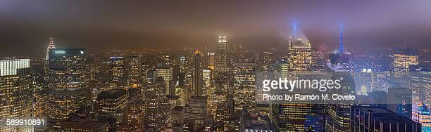 Misty New York
