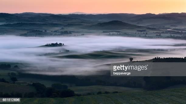 Misty Tuscany