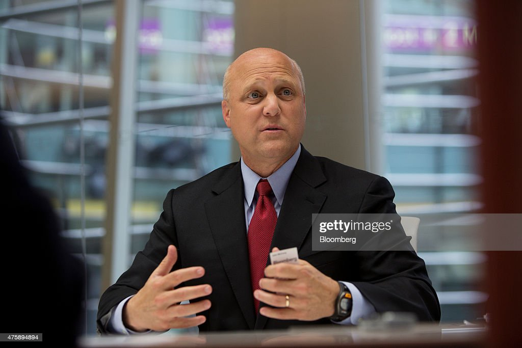 <a gi-track='captionPersonalityLinkClicked' href=/galleries/search?phrase=Mitch+Landrieu&family=editorial&specificpeople=626024 ng-click='$event.stopPropagation()'>Mitch Landrieu</a>, mayor of New Orleans, speaks during an interview in New York, U.S., on Thursday, June 4, 2015. Landrieu said New Orleans has come a long way in the 10 years since Hurricane Katrina and the five years since he took office, but still has a lot of work to do, according to New Orleans CityBusiness. Photographer: Victor J. Blue/Bloomberg via Getty Images