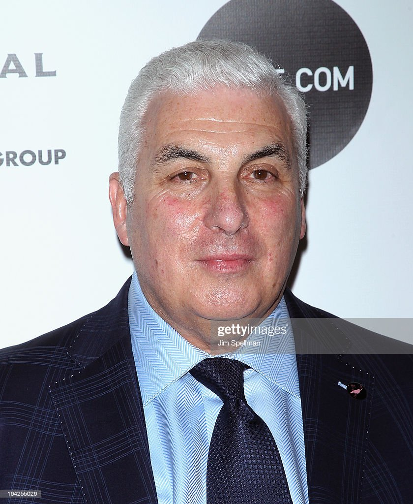 Mitch Winehouse attends the 2013 Amy Winehouse Foundation Inspiration Awards and Gala at The Waldorf=Astoria on March 21, 2013 in New York City.