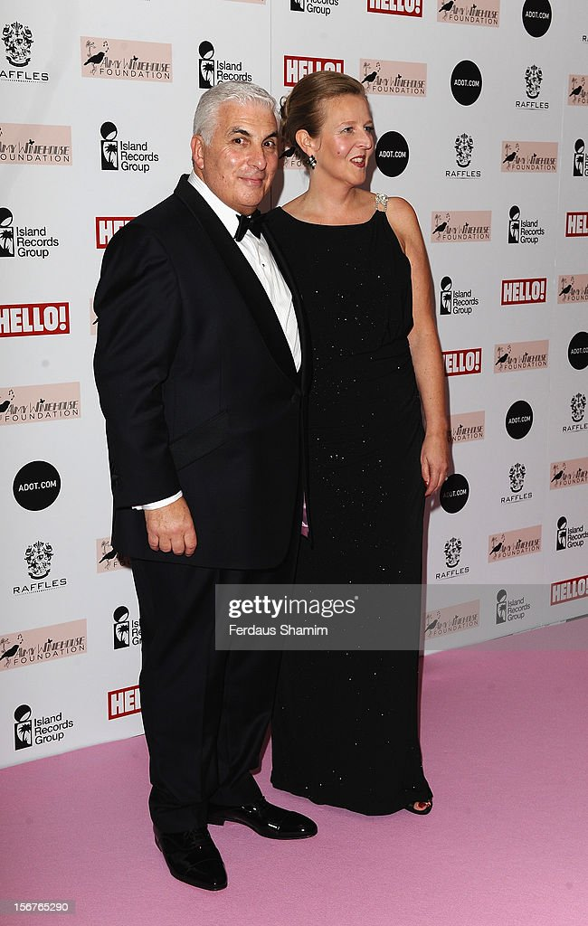 Mitch Winehouse attends The Amy Winehouse Foundation Ball on November 20, 2012 in London, England.