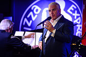Mitch Winehouse performs during his album launch party at Pizza Express Jazz Club Soho on September 8 2014 in London England