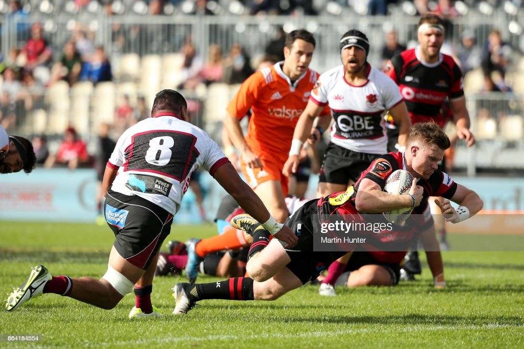 Mitre 10 Cup: Semi Final - Canterbury v North Harbour